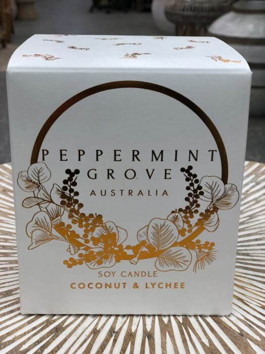 peppermint grove coconut and lychee
