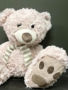 ELLIOT PINK BEAR