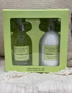 peppermint grove hand and body care