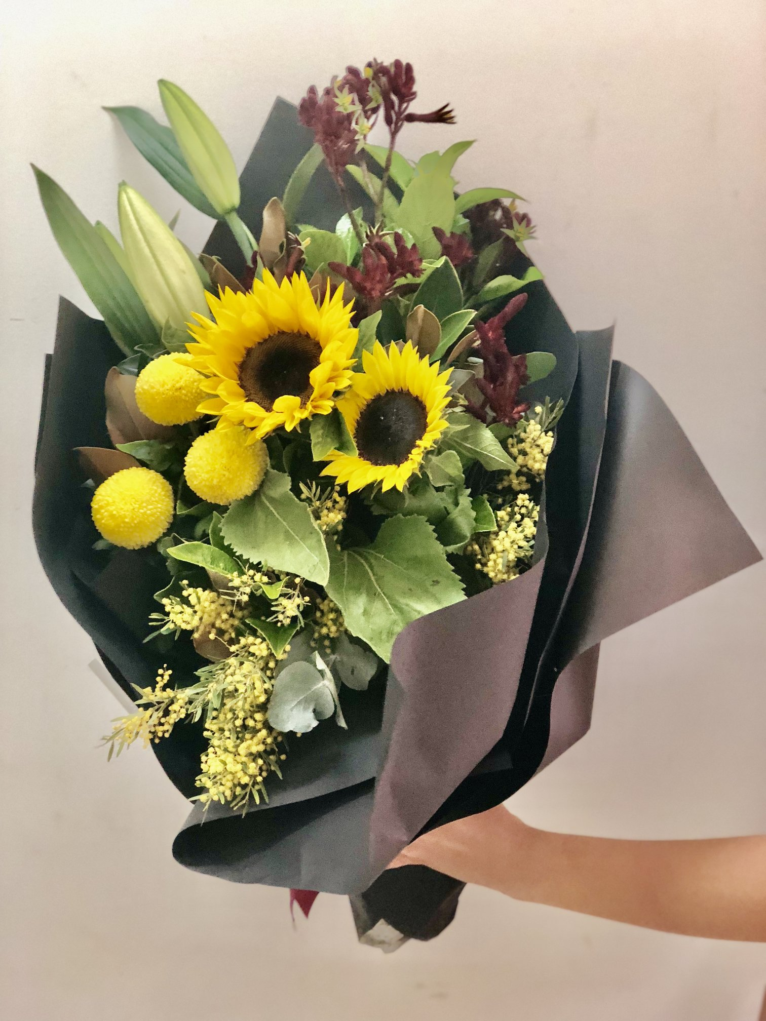 WILD SUNSHINE BOUQUET